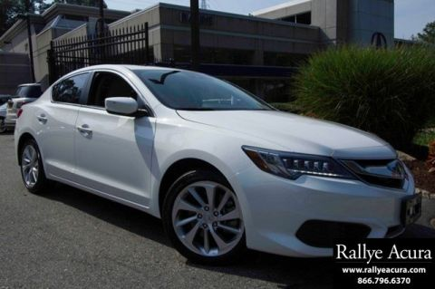 Certified Used Acura ILX w/Technology Plus Pkg