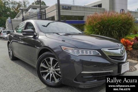 Certified Used Acura TLX 2.4 8-DCT P-AWS
