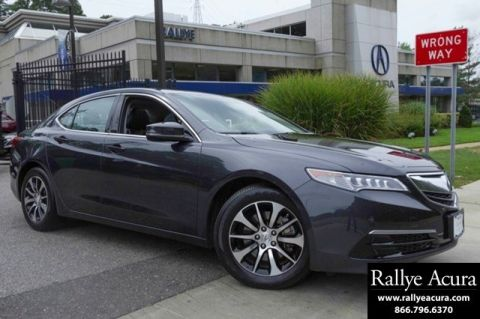 Certified Used Acura TLX Tech