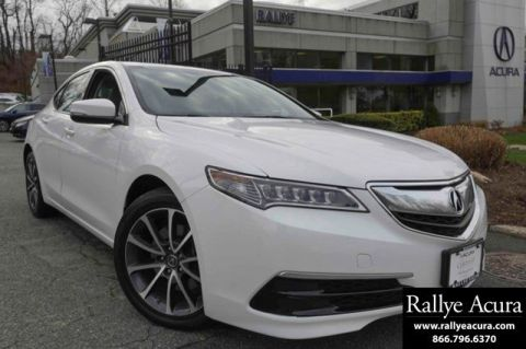 Certified Used Acura TLX 3.5 V-6 9-AT P-AWS