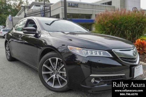 Certified Used Acura TLX 3.5 V-6 9-AT P-AWS with Advance Package