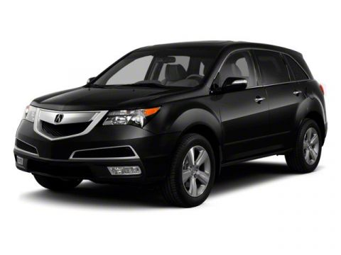 Used Acura MDX 3.7L Technology Package