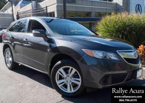 Certified Used Acura RDX
