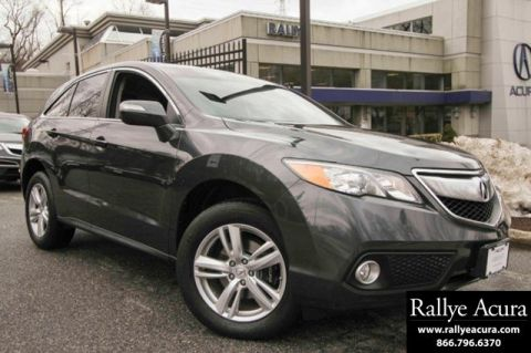 Certified Used Acura RDX Tech Pkg